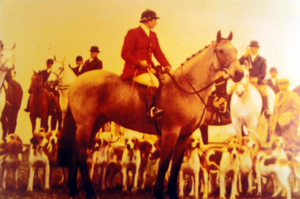 First lady Master of the South Shropshire Hunt Date to be added