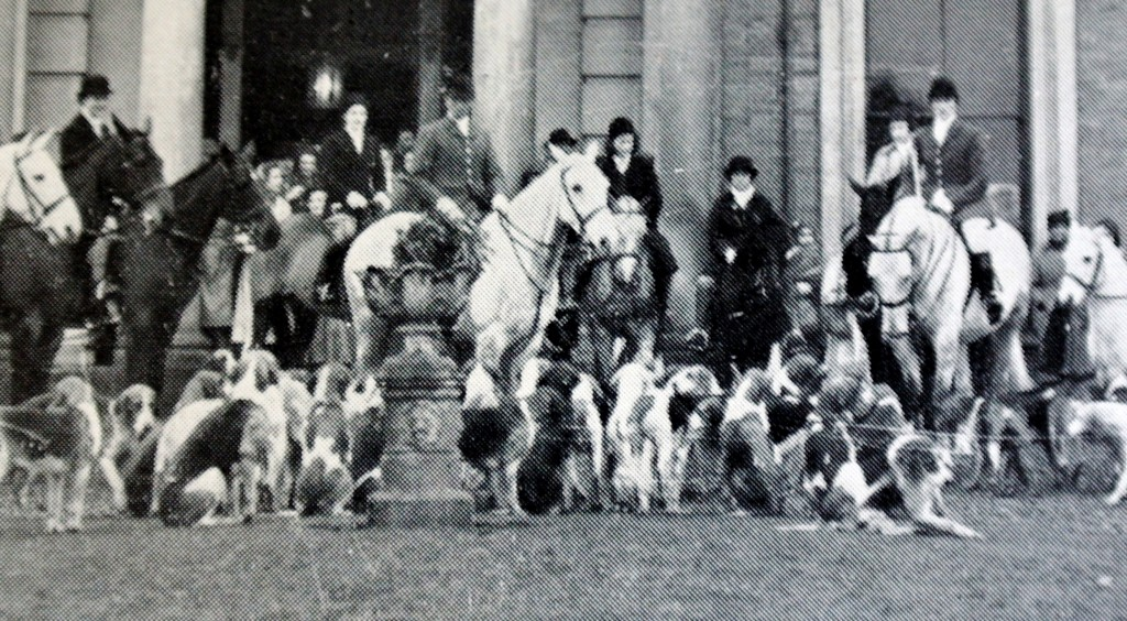 Opening Meet  Netley Hall  1952